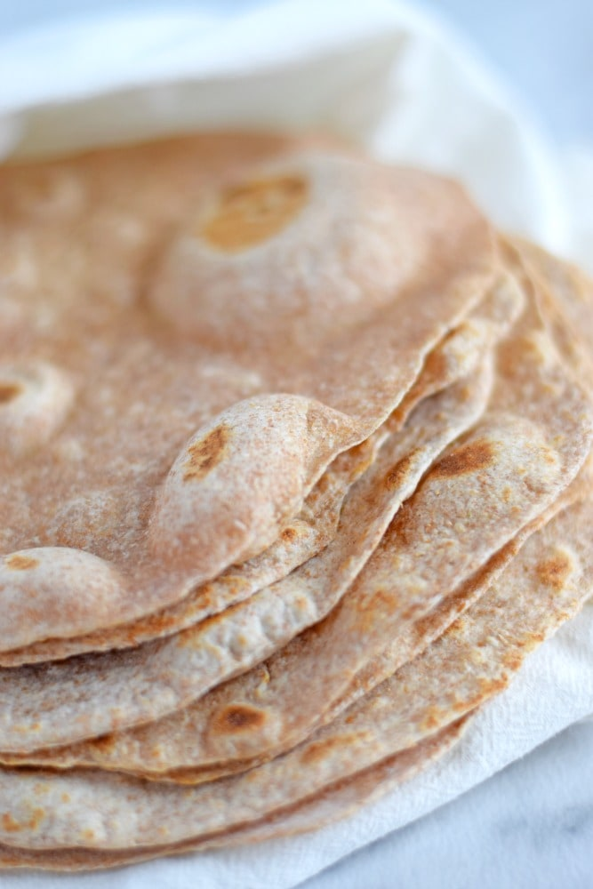 recipe: whole wheat tortillas recipe [8]