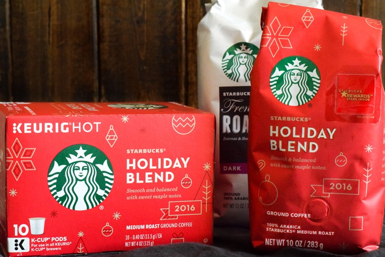 Starbucks Holiday Blend
