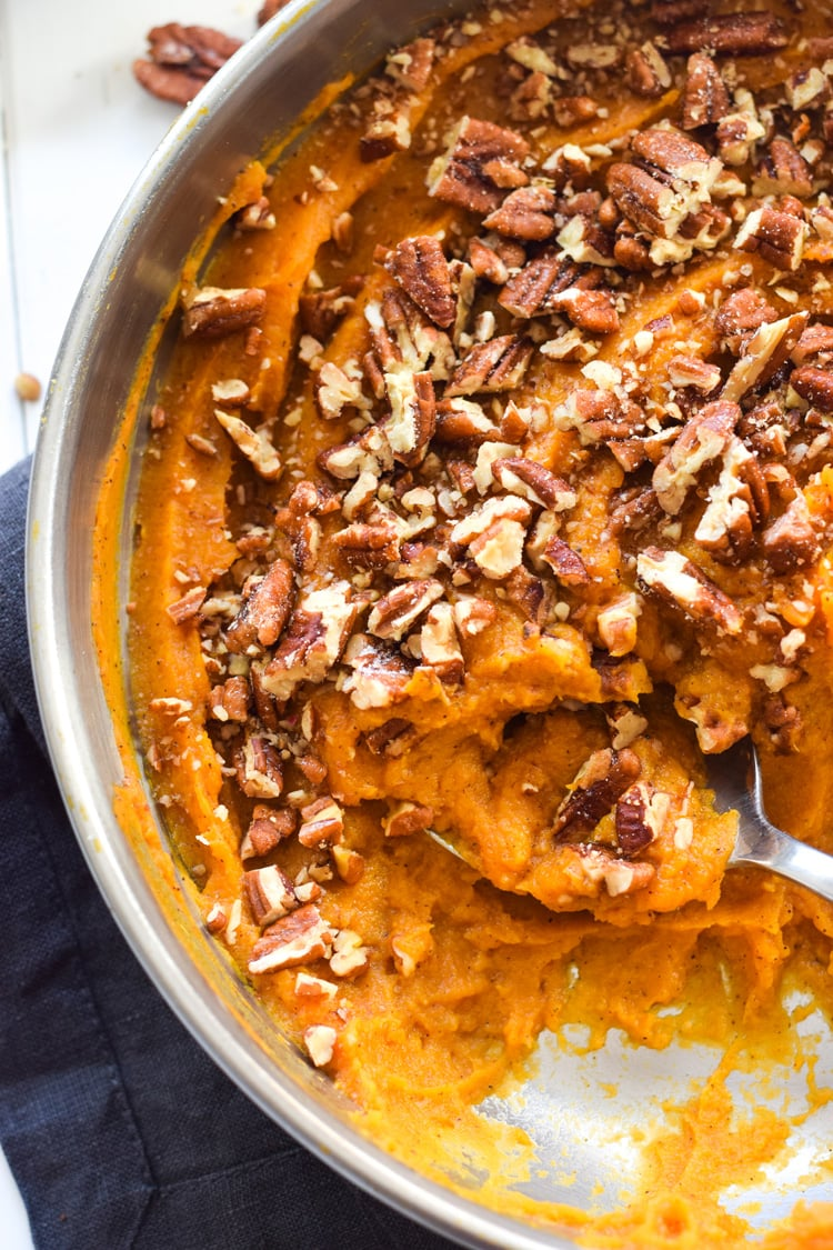 recipe: sweet butternut squash casserole [6]